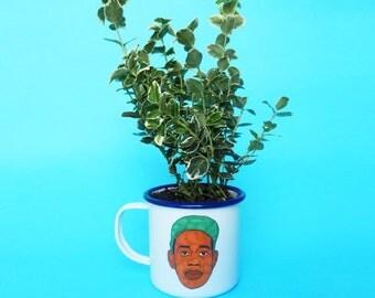 Tyler the Creator Enamel Mug