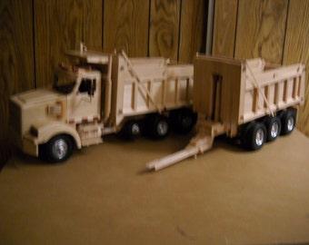 Dump Truck & Pup