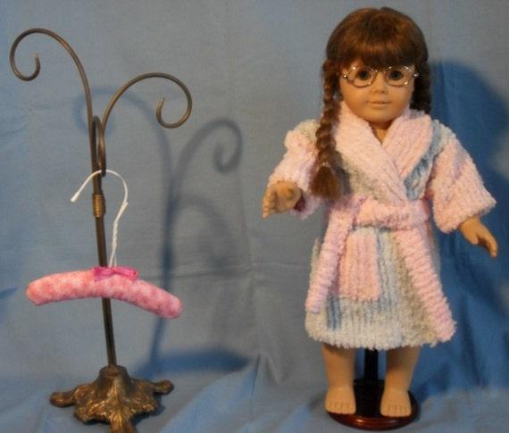 18 Inch American Girl Doll Bath Robe By GrandmaBlossoms On Etsy