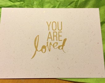 """Made to order """"Just Because"""" greeting cards!"""