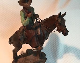 Earl Heikka original sculpture