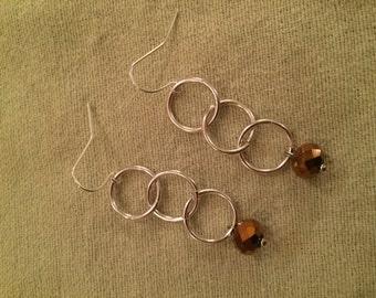 Link Me Earrings