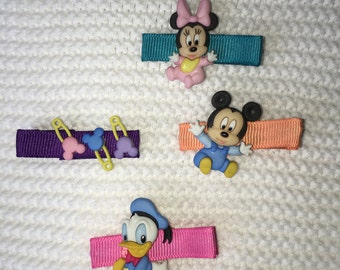 Baby Disney Character Clips