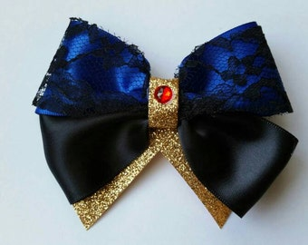 Elegant Evie Bow Accessory Inspired by Descendants