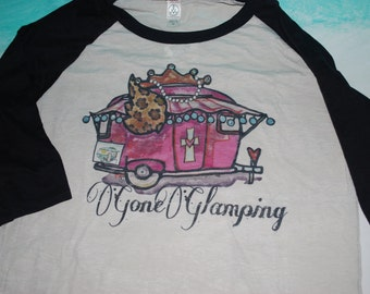 Gone Glamping T-Shirt