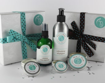 Organic Mother & Baby gift Box
