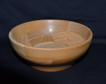 Various wood bowl