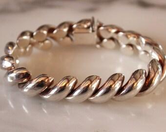 M9020 Stering Silver Bracelet