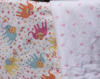 Pink Elephants Weighted Lap Pad