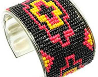 NATIVE AMERICAN BEADED Bracelet**