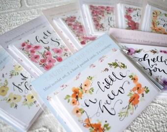 Watercolour Notelets