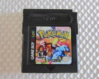 Pokemon Pyrite Version Game Boy Color