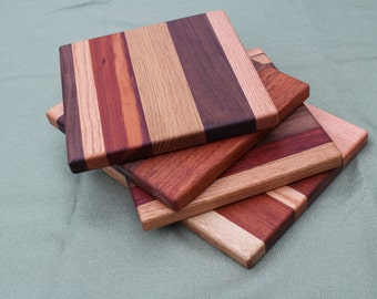 Handmade reclaimed wood cutting board/cheese board