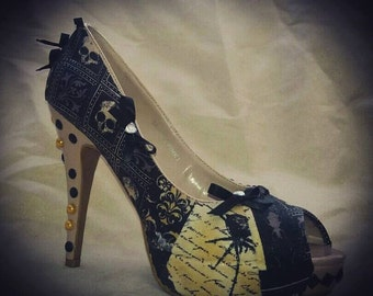 gothic inspired shoes