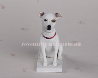 Custom dog alone with your cake topper make form your pet photo