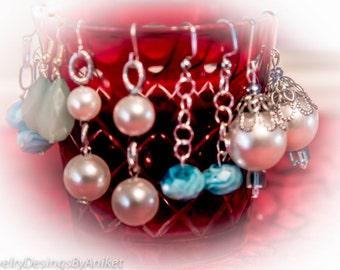 Assorted Set of Earings - Handmade