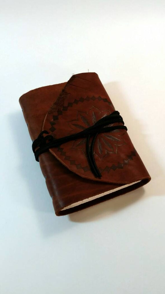 The Dreamer - Leather Journal