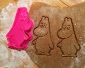 The Moomins - Moomintroll cookie cutter / Mumik / Moomin Troll
