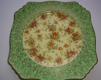 Royal Winton Plate ~ Pattern 4955/5