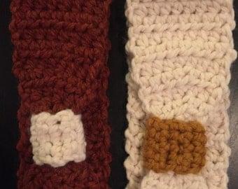Cozy Wool Customizable Headbands