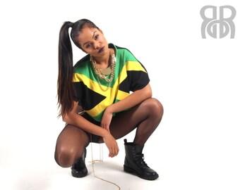JAMAICA FLAG TSHIRT