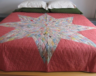 Lone Star Antique Quilt