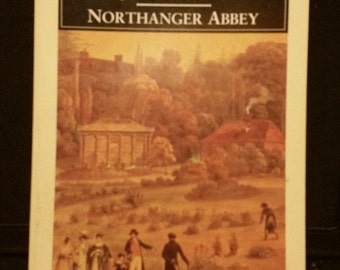 Northanger Abbey (Penguin Classics) Paperback – January 1, 1995 by JANE AUSTEN