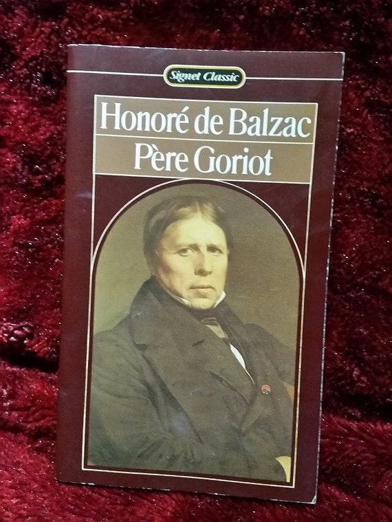 Pere Goriot Paperback – 1981