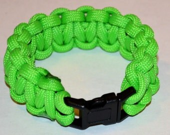 paracord bracelet, 550 paracord