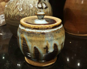 Small Sugar Jar