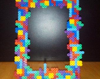 Frame Tetris