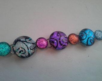 Beautifil glass bracelet