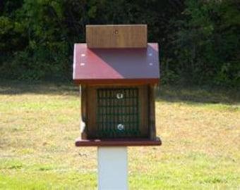 Signature Edition Suet Bird Feeder