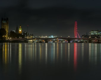 London's Reflections
