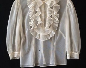 Shear women shirt