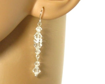 Grace Bespoke Bridal Earrings