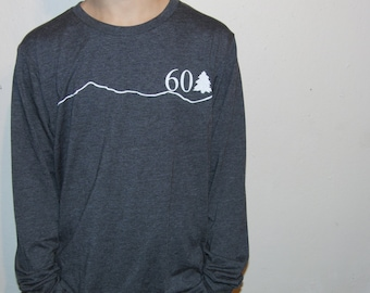 Old Man on The Mountain Long sleeve