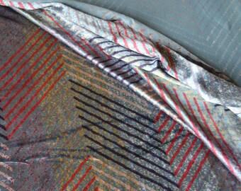 Tissu Disco Chevrons