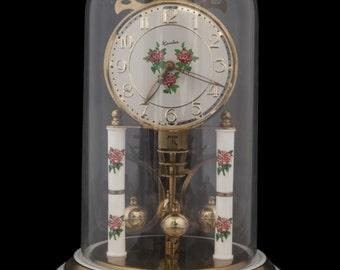 Vintage Kondor German Anniversary Clock, Made in West Germany Kondor Anniversary Clock, German Anniversary Clock,Made in Germany,Table clock