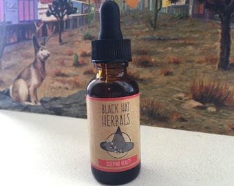 Sleeping Beauty Herbal Sleep Tincture
