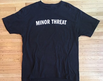 Minor Threat Vintage Shirt