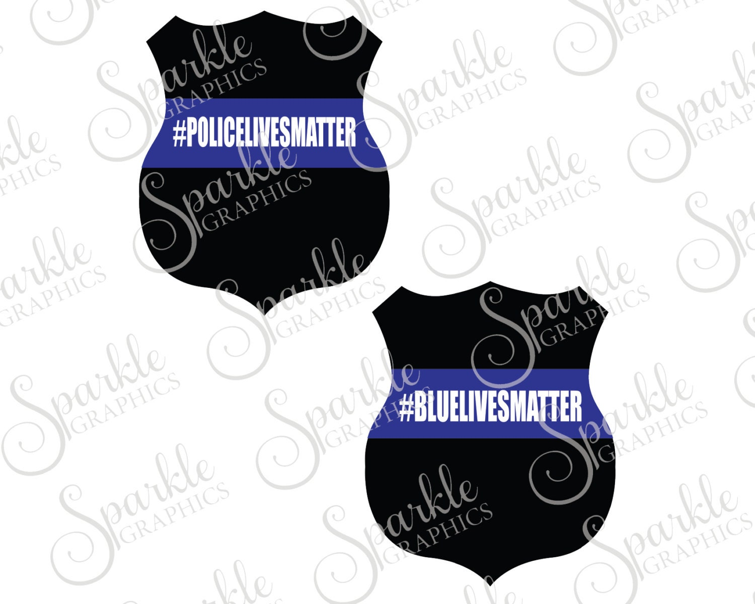 police badge svg blue lives matter thin blue line police badge