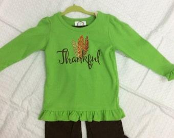 Thankful (feather) set