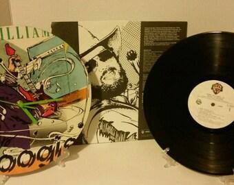 Vinyl Album Cover Clock - Hank Williams Jr. [#22]
