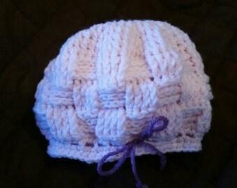 Adjustable Baby hat