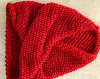 Button Scarf, Warm Scarf, Crochet Cowl, Knit Scarf, Handmade Scarf, Charcoal Scarf, Women's Accessories, Neck Warmer, Yarn Scarf, Knit Cowl