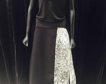 Marbling Skirt