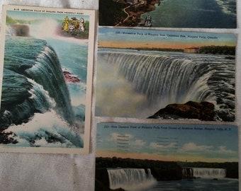 Vintage Postcards Niagara Falls: 1950s (4)