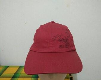 Rare Vintage GOOFY DISNEY'S STUDIOS Cap Hat Free size fit all