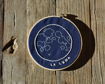 La Luna Embroidery